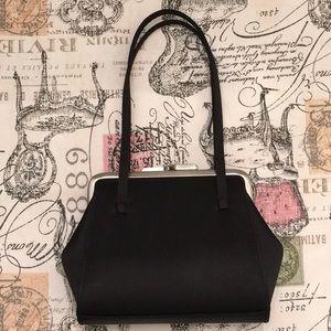 Ann Taylor Black Evening Bag